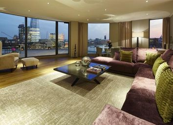 Thumbnail 3 bedroom flat to rent in Cheval Three Quays, 40 Lower Thames St