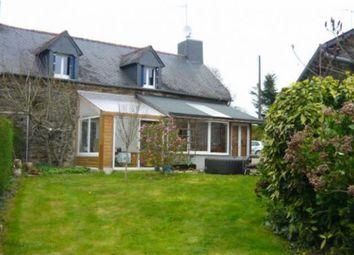 Thumbnail 4 bed property for sale in Sérent, Bretagne, 56460, France