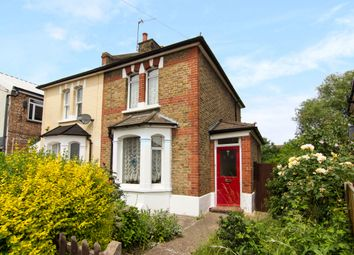Thumbnail 2 bed semi-detached house for sale in Grafton Road, New Malden
