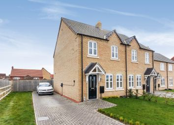 3 bed semi-detached house for sale in Hawks Road, Lincoln LN2