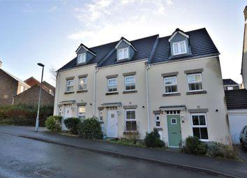 Thumbnail 3 bed terraced house for sale in Broad Park, Okehampton, Devon