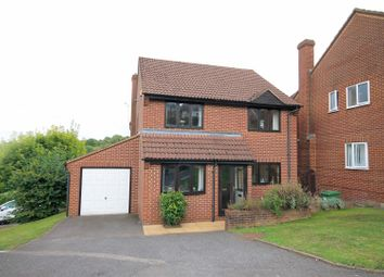 Thumbnail 4 bedroom detached house for sale in The Chimes, High Wycombe