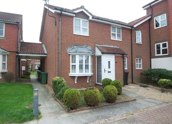 Thumbnail 2 bedroom semi-detached house to rent in The Portlands, Eastbourne
