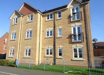 Thumbnail 1 bedroom flat for sale in Brindley Close, Stoney Stanton, Leicester