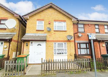 Thumbnail 3 bed end terrace house for sale in Clarence Road, Manor Park, London