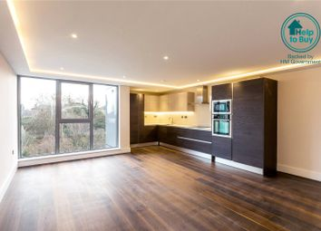 Thumbnail 2 bed flat for sale in Twenty-One, Station Road, New Barnet