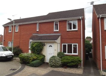 Thumbnail 2 bedroom semi-detached house for sale in Thurlow Court, Stowmarket