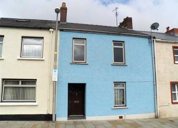 Thumbnail 2 bed terraced house for sale in Bush Row, Haverfordwest