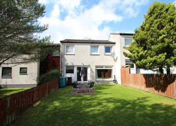 Thumbnail 2 bed terraced house for sale in Leckethill Avenue, Westfield, Cumbernauld, North Lanarkshire