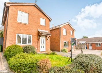 Thumbnail 3 bed detached house for sale in Woodend, Murdishaw, Runcorn, Cheshire