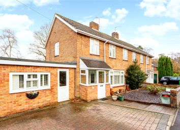 Thumbnail 3 bed semi-detached house for sale in Pond Close, Newbury, Berkshire