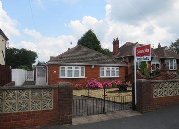Thumbnail 2 bed detached bungalow for sale in Charlotte Road, Wednesbury
