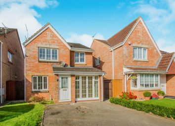 Thumbnail 3 bedroom detached house for sale in Siskin Crescent, Rogiet, Caldicot