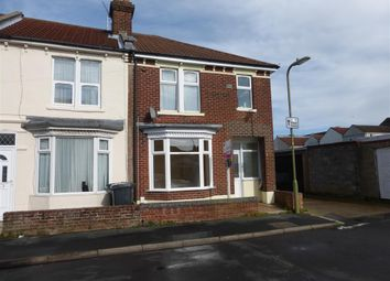 Thumbnail 3 bed property to rent in Freemantle Road, Gosport