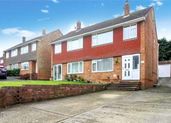 Thumbnail 3 bed semi-detached house for sale in Green Way, Tunbridge Wells