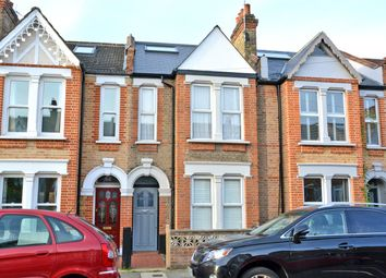 Thumbnail 5 bedroom terraced house for sale in Longhurst Road, Hither Green, London