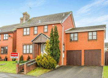 Thumbnail 5 bed detached house for sale in Cygnet Drive, Durrington, Salisbury