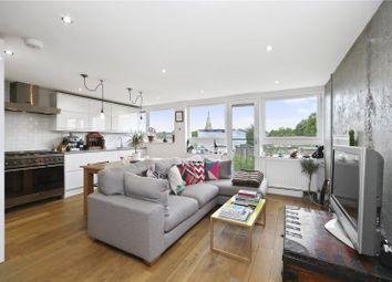 Thumbnail 1 bed flat to rent in Coatbridge House, Carnoustie Drive, London