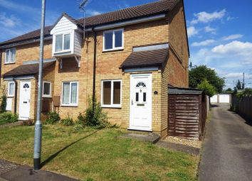 Thumbnail 2 bed terraced house to rent in William Drive, Eynesbury, St. Neots