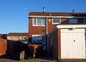 Thumbnail 4 bed semi-detached house to rent in Bamfield, Whitchurch, Bristol