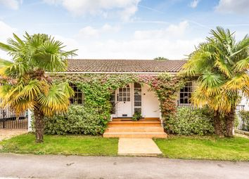 Thumbnail 3 bed detached bungalow for sale in The Hollow, Woodford Green