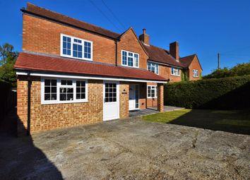 Thumbnail 5 bed semi-detached house for sale in Oakley, Basingstoke