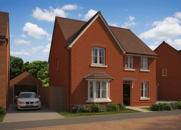 "Thumbnail 4 bed detached house for sale in ""Holden"" at The Walk, Withington, Hereford"