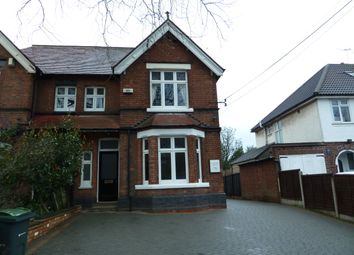 2 bed flat to rent in Coleshill Street, Sutton Coldfield B72