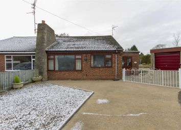Thumbnail 4 bed semi-detached bungalow for sale in Coniston Drive, Clay Cross, Chesterfield