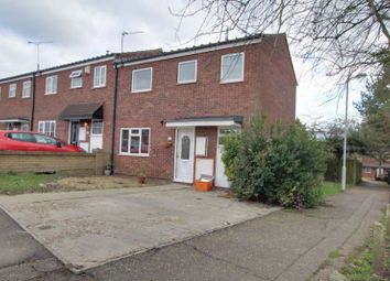 Thumbnail 3 bed end terrace house to rent in Bourne Close, Laindon, Basildon