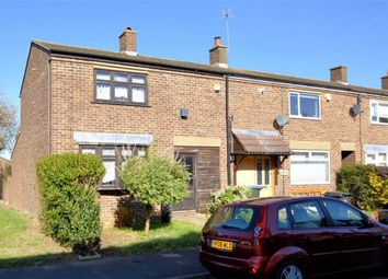 Thumbnail 2 bed end terrace house for sale in Willowfield, Harlow