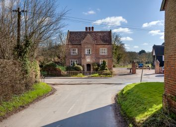 Thumbnail 4 bed detached house for sale in The Street, Thurlow, Haverhill