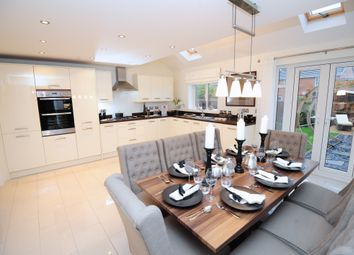 Thumbnail 4 bed detached house for sale in Acresford Road, Donisthorpe