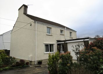 Thumbnail 4 bed detached house for sale in Tan Y Waun, Penrhos, Ystradgynlais, Swansea.