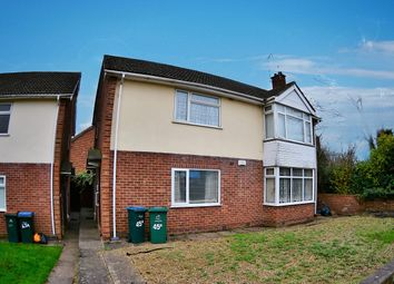 2 bed semi-detached house to rent in Handsworth Crescent, Coventry CV5