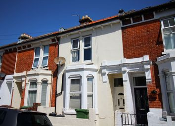 Thumbnail 1 bed terraced house to rent in Bramshott Road, Southsea, Hampshire