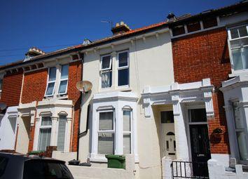 Thumbnail 4 bed terraced house to rent in Bramshott Road, Southsea