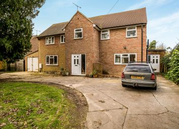 Thumbnail 4 bed detached house for sale in Louches Lane, Naphill, High Wycombe