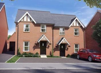 Thumbnail 2 bed semi-detached house for sale in Buckton Fields, Northampton