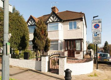 Thumbnail 4 bed semi-detached house for sale in Park Parade, Gunnersbury Avenue, London
