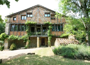 Thumbnail 4 bed property for sale in St. Antonin Noble Val, Montauban, Toulouse