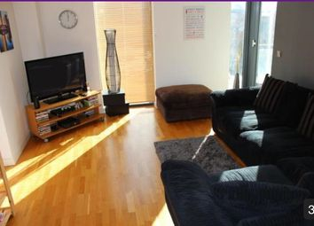 Thumbnail 1 bed flat to rent in Millennium Tower, 250 The Quays, Salford
