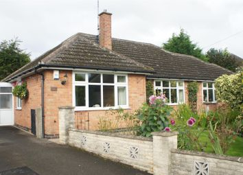 Thumbnail 4 bed detached bungalow for sale in Babington Road, Barrow Upon Soar, Loughborough
