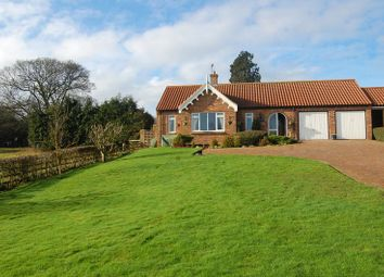 Thumbnail 4 bed detached bungalow for sale in West View, Newby Wiske, Northallerton