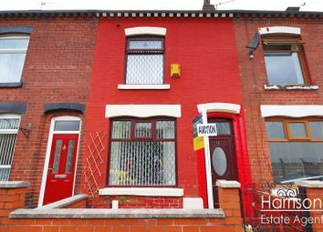Thumbnail 3 bed terraced house for sale in Minnie Street, Deane, Bolton, Lancashire.