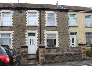 Thumbnail 3 bed terraced house for sale in Bank Street, Penygraig, Penygraig, Rhondda Cynon Taff.