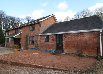 Thumbnail 4 bed cottage to rent in Oak Road, Great Houndbeare Farm, Aylesbeare, Exeter