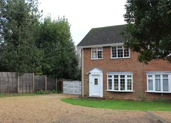 Thumbnail 3 bed semi-detached house for sale in Charlotte Close, Farnham