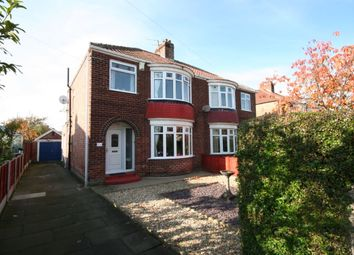 Thumbnail 3 bed semi-detached house for sale in Preen Drive, Acklam, Middlesbrough