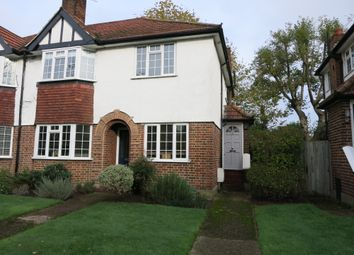 Thumbnail 2 bedroom maisonette to rent in Ditton Lawn, Thames Ditton